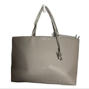 Victoria's  Secret studded everything tote bag
